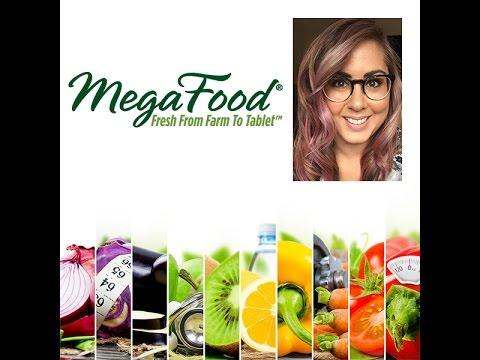 MegaFood : Kick Your Nutritional Gap To The Curb - LuckyVitamin Happy Wellness Webinar