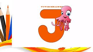 Category learn the letter j