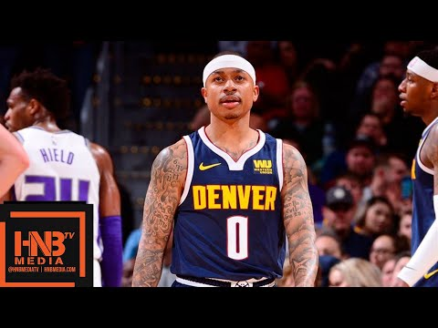 Denver Nuggets vs Sacramento Kings Full Game Highlights | 02/13/2019 NBA Season
