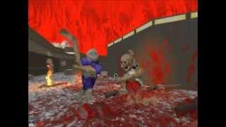 Brutal Doom 2 - Black Metal - Segmented Run - Part 2/2