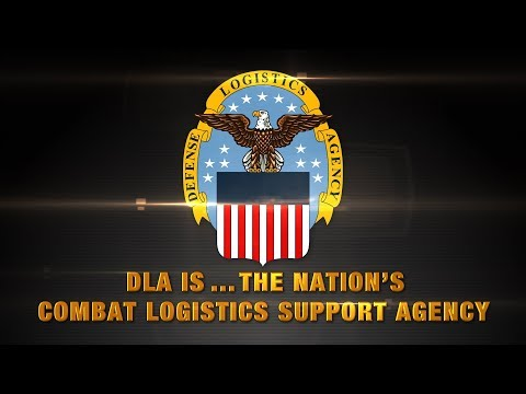 DLA Is...The Nation's Combat Logistics Support Agency 59secVer Open Captioned