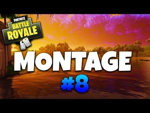 Fortnite Montage #8 (Fortnite Battle Royale)
