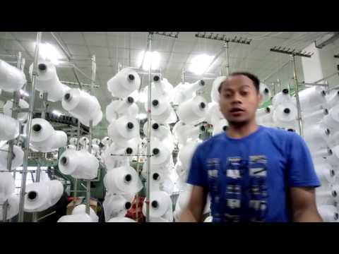 Bmi Pabrik textil taiwan 2017