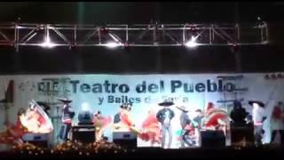 Feria Huehuetla 2015..Ballet Folklorico Ya Nei Ya Me Nju