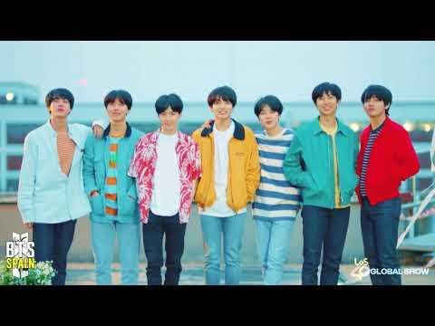 [AUDIO] 180415 Euphoria by BTS was played on Spain Radio 'Los 40 Principales'