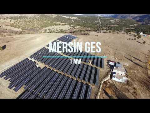 Altungrup Solar Enerji - Mersin GES 1 MWp