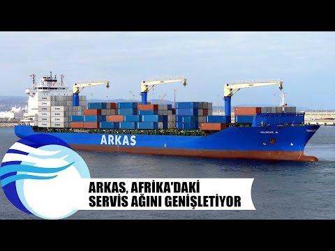 ARKAS, Afrika'daki servis ağını genişletiyor