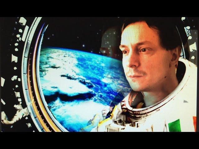 Daniele Balzano - Astronauta