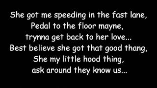 Bust it baby part 2 - Plies feat. Ne-Yo (Lyrics)