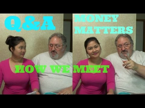 Q&A | MONEY MATTERS | HOW WE MEET | TAMPO/UPSET? | FILIPINO AMERICAN LIFE