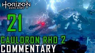 Horizon Zero Dawn Walkthrough - Part 21 - Cauldron Rho (2/2)