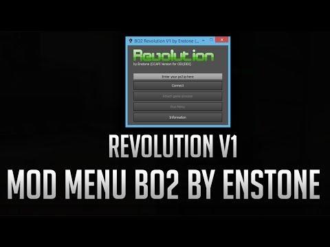 ► HACK BO2 : Mod Menu Revolution V1 By Enstone ( DEX & CEX ) !