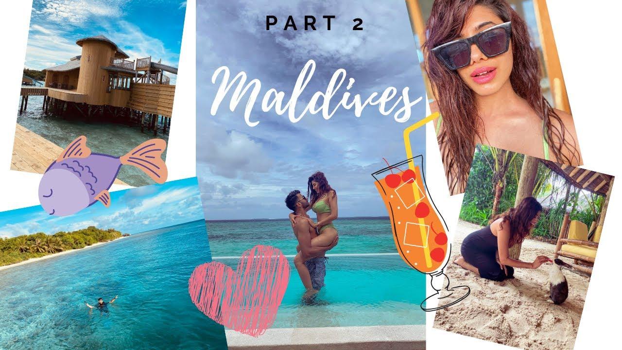 Download Underwater in MALDIVES! | Part 2 | Malvika Sitlani