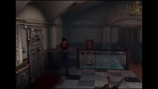 RE:Code veronica /old school horror Game