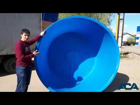 Пластиковая купель - бассейн V6000