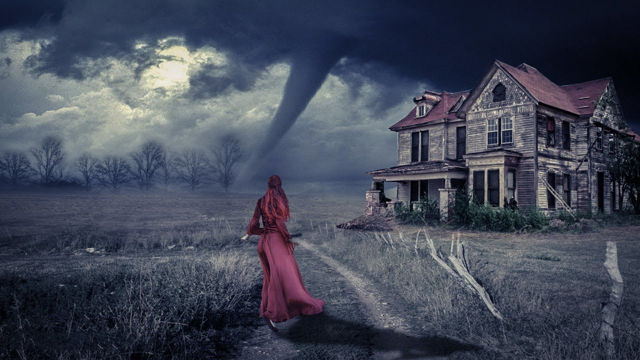 how to make a tornado in photosop