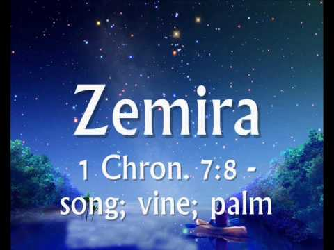 Biblical Baby Girl Names - Meanings