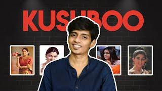 Why Kushboo is the Best Actress | Abhistu