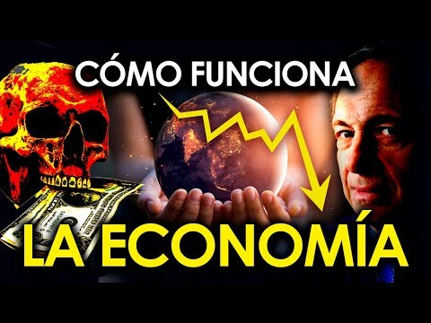 ¿COMO FUNCIONA REALMENTE LA ECONOMÍA? by RAY DALIO  (How The Economic Machine Works by Ray Dalio)