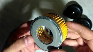 Обзор воздушных фильтров для компрессора