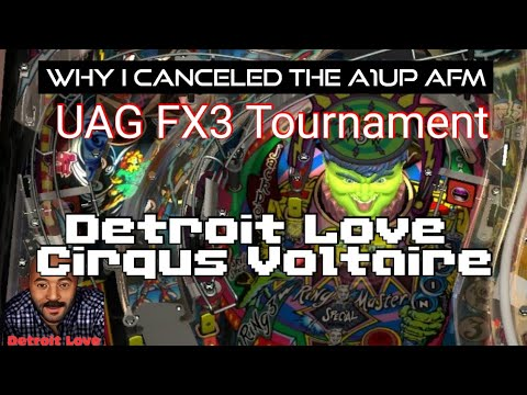 Why I canceled AFM Preorder plus My UAG Tournament Ranking Gameplay from Detroit Love