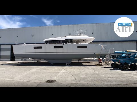 Covid Crisis - Production restart at Lagoon, Excess Catamarans and CNB Yachts
