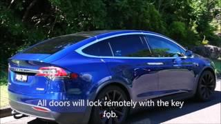 2017 Tesla Model X P100D thumbnail