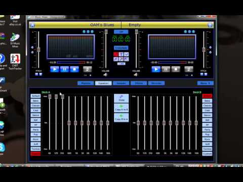 how to download dj music mixer