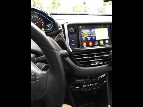 Peugeot and citroen  multimedia android navigation interface box
