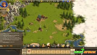 The Settlers Online Gameplay and Review - part 1