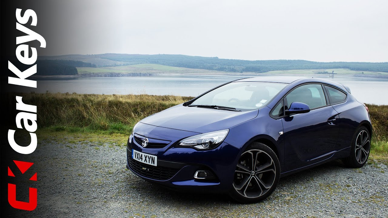 vauxhall astra gtc 2014 review - car keys
