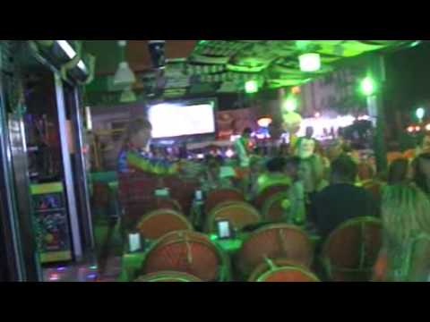 Nob Stewart - Parkhead Bar Fiasco