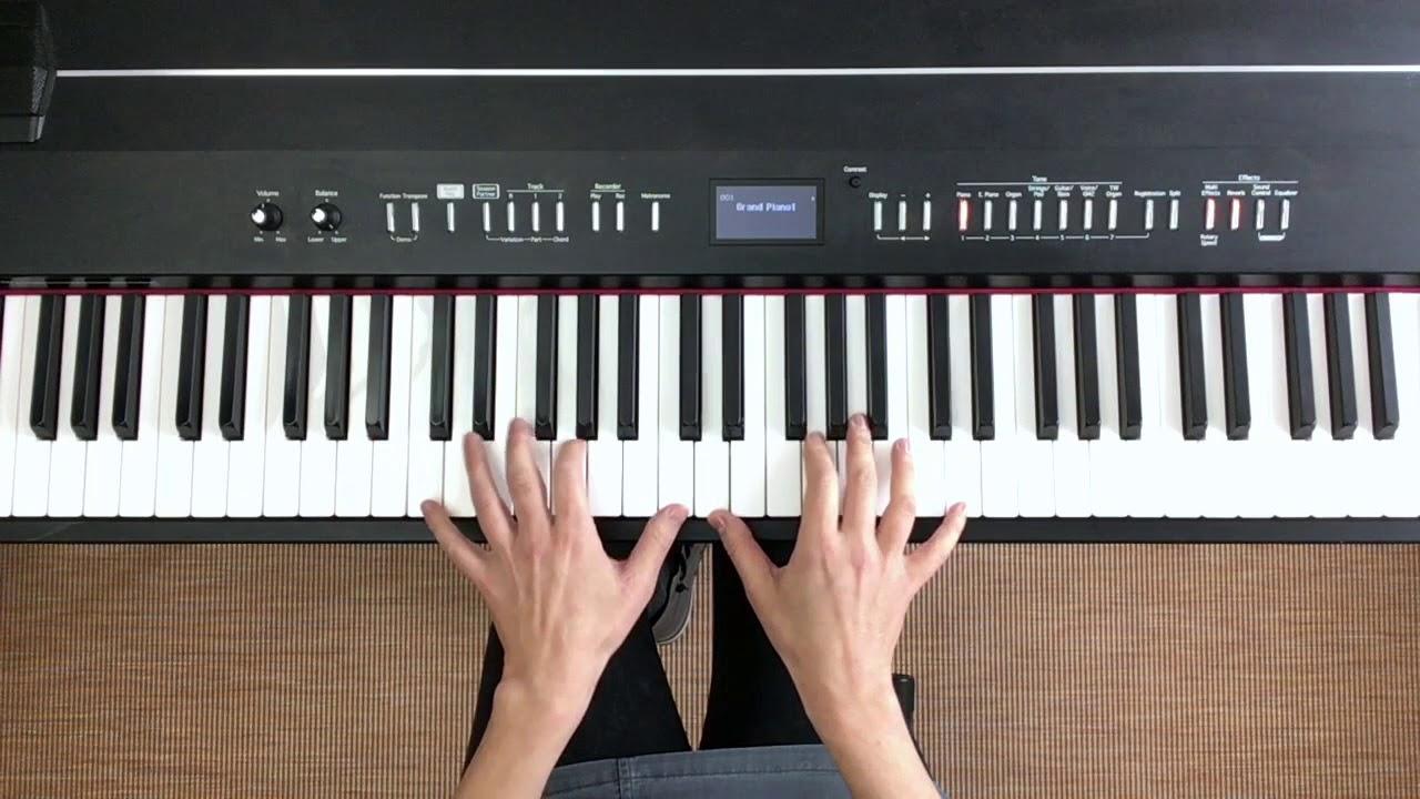 Klavierspiele