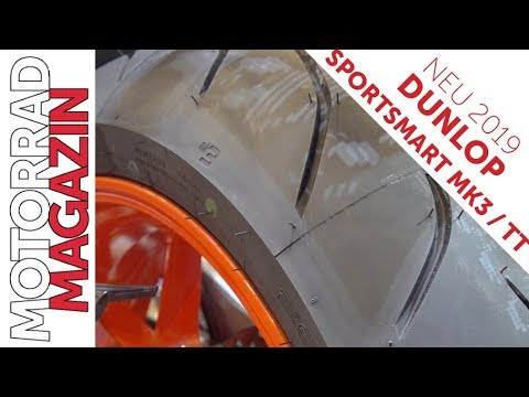 73W TL Dunlop Sportsmart 2 Max Rear Bike Motorcycle Tyre 180//55 ZR17