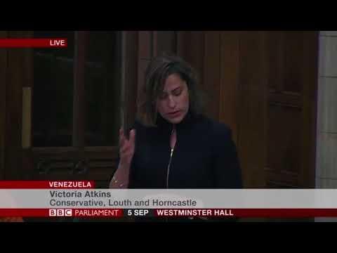UK parliament commettee member Graham Jones on Venezuela