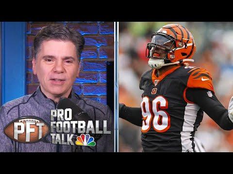 Cincinnati Bengals usher in new era with Carlos Dunlap trade   Pro Football Talk   NBC Sports