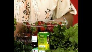 Полуниця || Харчова алергія