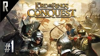 ► Lord of the Rings: Conquest Walkthrough HD - Part 1