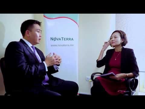 """Doing Business in Mongolia"", Interview with Mr. Byambasaikhan, ep02"