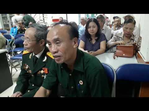 Chương trình văn nghệ chi hội CCB khu dân cư số 1 phường Bạch Đằng