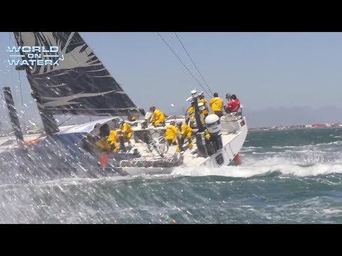 """World on Water TV"" December 15 17 Volvo, Transat Finish, Cocko RSHYR Preview, RC 44, more"