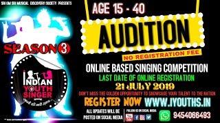 superstar singer registration details videos, superstar