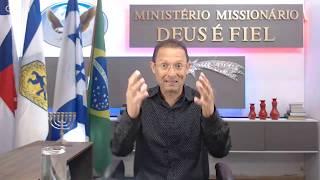 """(Junho) """"12 dias p/ 12 meses de vitórias em 2019"""".Com o Profeta Missionário Marcelo Gomes."""