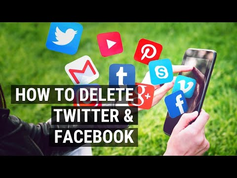 How to delete your Facebook and Twitter accounts for good | Komando DIY