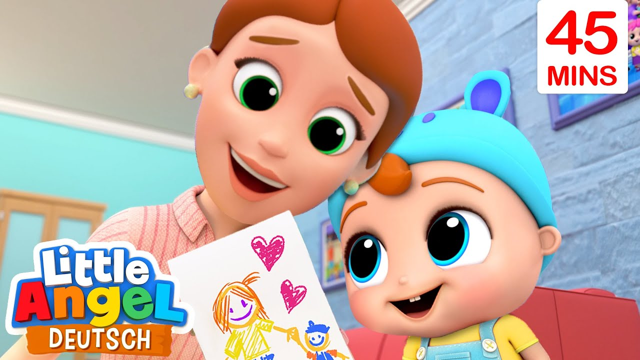 Mama und ich   Mit dir bin ich am liebsten!   Little Angel Deutsch - Kinderlieder
