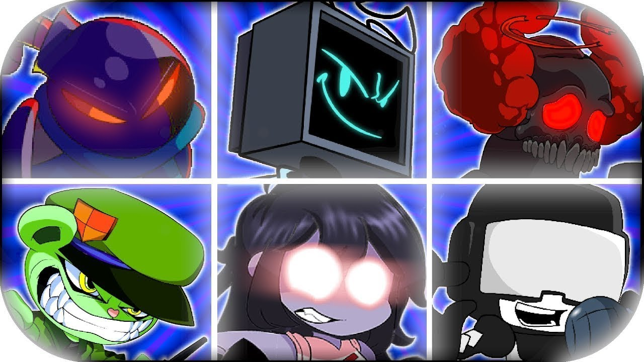 Download ❚HD Mod Showdown but Everyone Sings It ❰Perfect Hard❙By Me❱❚