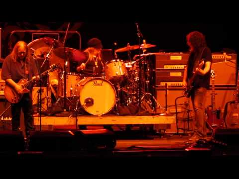 Gov't Mule 6-12-13: Lively Up Yourself ~ Mule ~ Whole Lotta Love ~ Soulshine