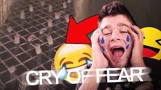 RĘCE WYSTAJĄCE Z PODŁOGI ZACZĘŁY MNIE GILGOTAĆ! | Cry of Fear [#5]