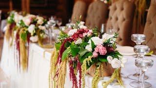 Организация и оформление свадьбы в стиле рустик (Дубровский, Харьков)