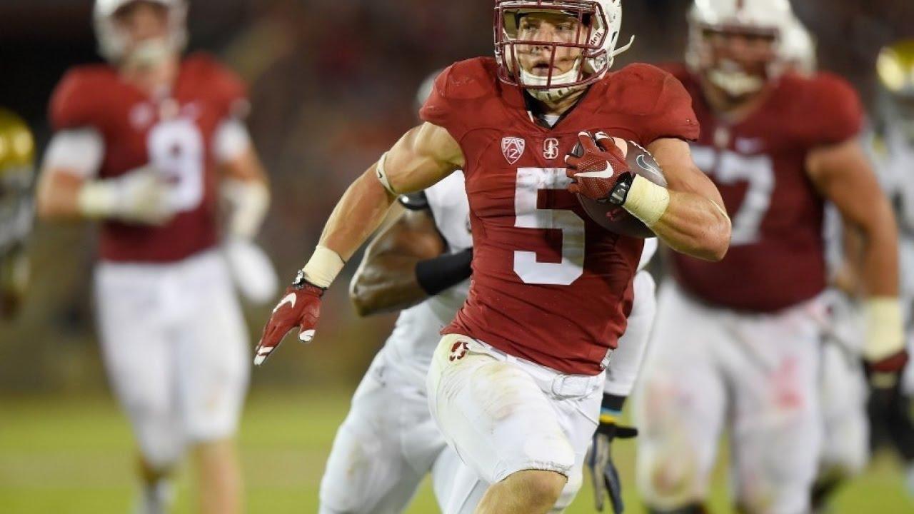 Download Christian McCaffrey Stanford Highlights (Carolina Panthers)
